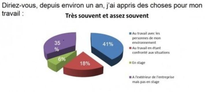 Apprentissages informels : quel poids réel dans le développement des compétences professionnelles ?   MOOC Francophone   Scoop.it