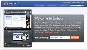 Create Video Playlists and Embed Them Anywhere | Embedr | Tic, Tac... y un poquito más | Scoop.it