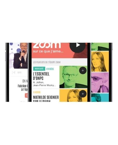 Avec Zoom, France Télévisions joue la télévision à la carte | DocPresseESJ | Scoop.it