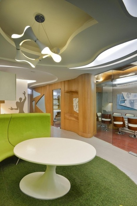 Architect's Studio by Spaces Architects » CONTEMPORIST | workplace creativity: innovation et travail | Scoop.it