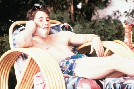 Ferris Bueller's Day Off is a great movie about a terrible human being | Winning The Internet | Scoop.it