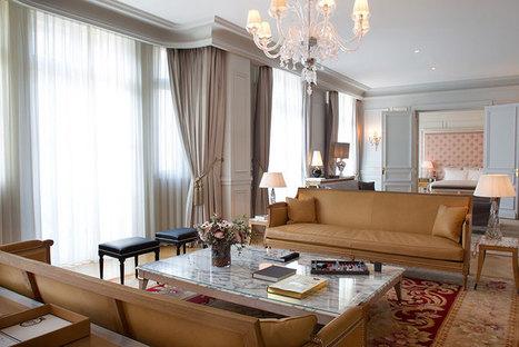 Top 3 Luxury Hotels in Paris | PARISCityVISION | Visit Paris | Scoop.it