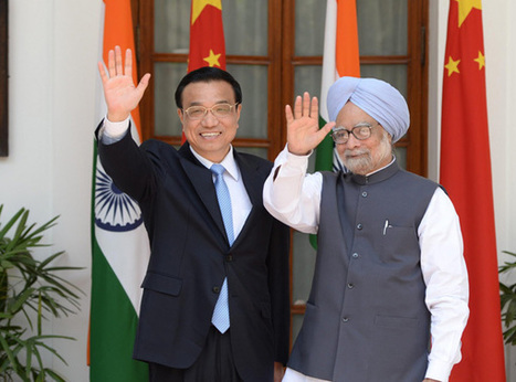 China, India issue joint statement |Flash |chinadaily.com.cn | Chinese Cyber Code Conflict | Scoop.it