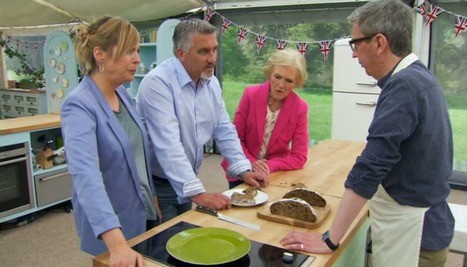And the prospect of Mary Berry tucking in to his hemp loaf delighted viewers. - Metro   Baking on the frontline   Scoop.it