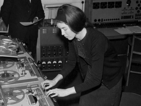 Two Documentaries Introduce Delia Derbyshire, the Pioneer in Electronic Music | The Aesthetic Ground | Scoop.it