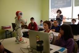 Robotleraar helpt kinderen met taalachterstand - New Scientist | Gadgets en onderwijs | Scoop.it