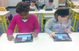 Des tablettes accueillies à bras ouverts par toute la communauté éducative - Educavox | Le numérique dans l'éducation | Scoop.it
