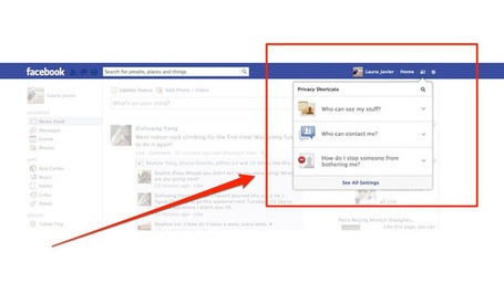 Facebook's New Privacy Settings Are Here: This Is What You Need To Do Right Now | IKT och iPad i undervisningen | Scoop.it