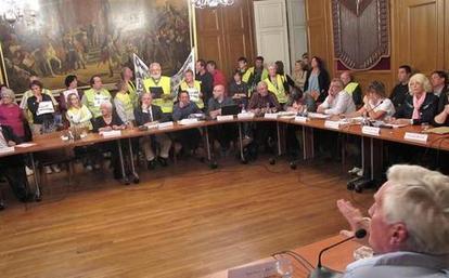 Les anti-Tac s'invitent à la réunion #Châtellerault   ChâtelleraultActu   Scoop.it