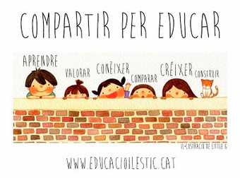 Compartir per educar | Posts d'Educació i les TIC | Scoop.it