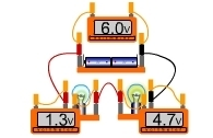 Series circuits - disadvantages, brightness and series-parallel combinations | All about Electricity | Scoop.it