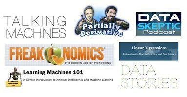 Best Big Data, Data Science, Data Mining, and Machine Learning podcasts | Analytics, Big Data, and Data Science | Scoop.it