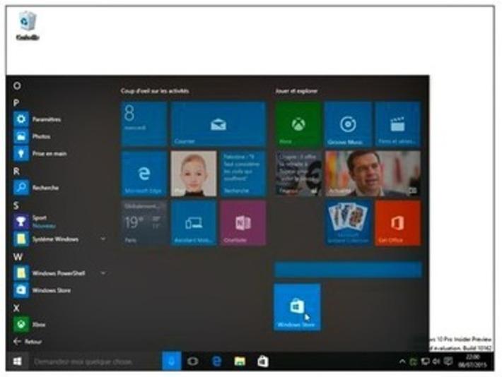 Tutoriel Windows 10 - Personnaliser le menu Démarrer | TIC et TICE mais... en français | Scoop.it
