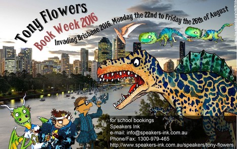 Book Week 2016 Brisbane | Read Write Draw | Scoop.it