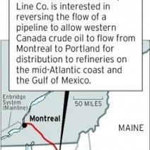 Controversial tar sands oil may make its way to New England by ... | Gasticker.com Canada Gas Price News | Scoop.it