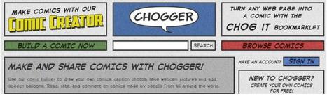 Chogger, creación de cómics vía web | Comic - Historieta | Scoop.it