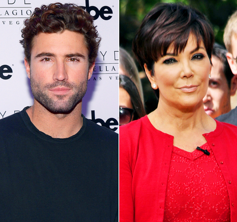 "Brody Jenner on Past Relationship With Kris Jenner: ""Tension Was Real,"" Says Reality Star 