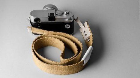 Sangle vintage pour appareil photo   Arkko   Scoop.it