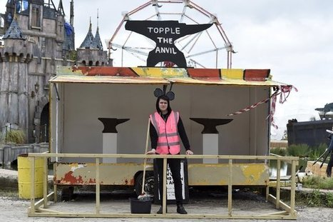 Banksy's 'Dismaland' in England: It's a Strange World, After All | Living Story | Scoop.it