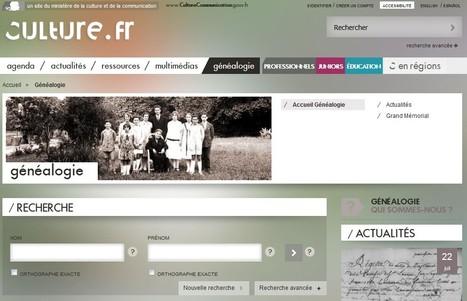 GénéInfos: Les Noms de Vendée rejoignent le moteur Généalogie de Culture.fr | Nos Racines | Scoop.it