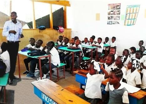 Instead of Sponsoring a child in Haiti - Sponsor a Teacher... | Haitian Education | Scoop.it