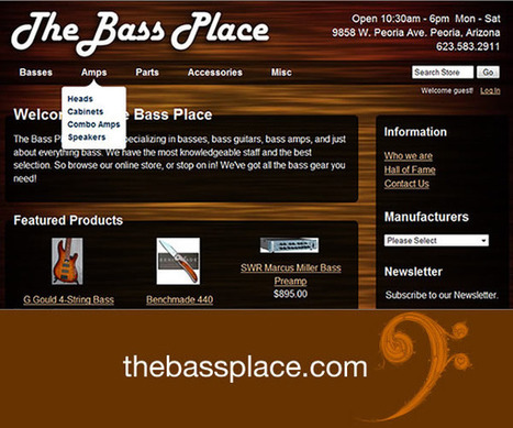New Bass from Lackland Basses at Winter NAMM 2012 | Bass ... | Tune Town Talk | Scoop.it