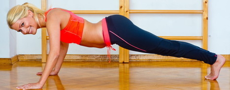 Boost Your Workout With One Simple Phrase | Moxie Lady Online | Moxie Health | Scoop.it