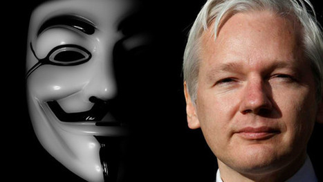 Hacktivists Anonymous and Wikileaks: Taking a cyberstand for children like ... - DigiNews | online anonymity | Scoop.it