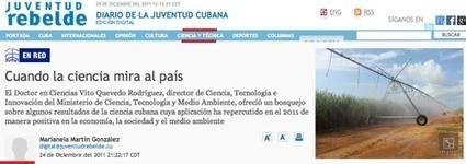 Pere Estupinyà sobre la ciència a Cuba | Ciència | Scoop.it