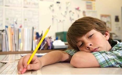 ¿Cómo evitar que un niño se vuelva perezoso? - Escuelas Infantiles Velilla | yolandasp | Scoop.it