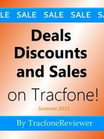 TracfoneReviewer: Tracfone Discounts and Sales for Summer 2015   Tracfone Reviews and Promo Codes   Scoop.it