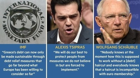 Alexis Tsipras wins vote backing Greece bailout - FT.com | European Political Economy | Scoop.it