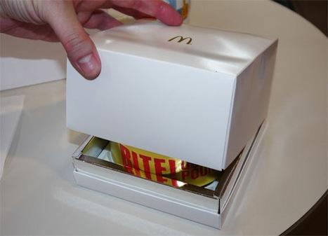 """Au Japon, McDonald's lance 3 burgers """"de luxe""""   Food   Scoop.it"""