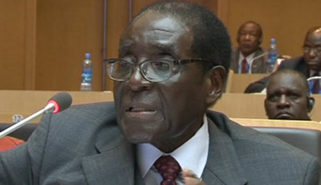Mugabe responds to Lesotho 'coup' - Bulawayo24 | NGOs in Human Rights, Peace and Development | Scoop.it