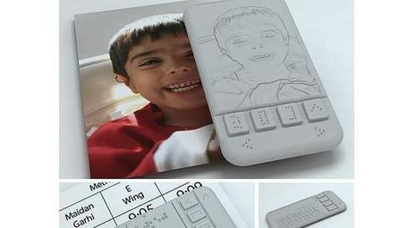 Braille Phone, el primer «smartphone» para invidentes | Discapacidad y tecnología | Scoop.it