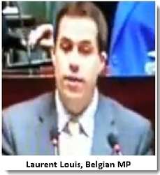 OpEdNews Article: Article: ''It is about time to stop lying to us and treating people like imbeciles.'  Laurent Louis, MP Belgium | Global politics | Scoop.it