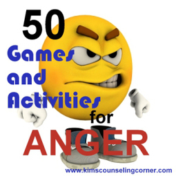 50 Activities and Games Dealing With Anger   Managing Anger and Stress   Scoop.it