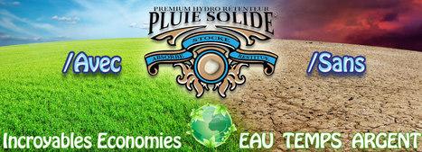La Pluie Solide® | On se suit ! | Scoop.it