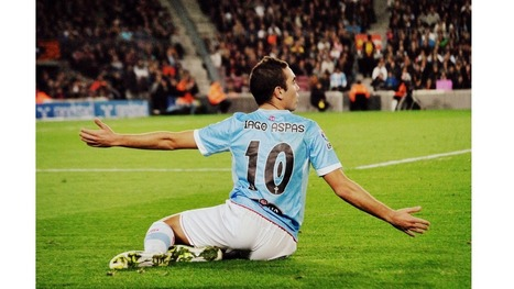 Meet Iago Aspas, a Poor Man's Luis Suarez | Footy Smasher | Scoop.it