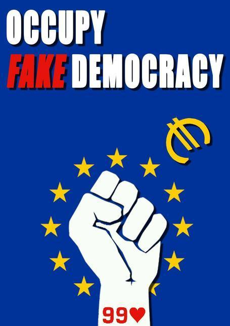 #OCCUPYfakeDEMOCRACY du 5 au 11 octobre 2012 à Strasbourg | #OCCUPYfakeDEMOCRACY | Scoop.it