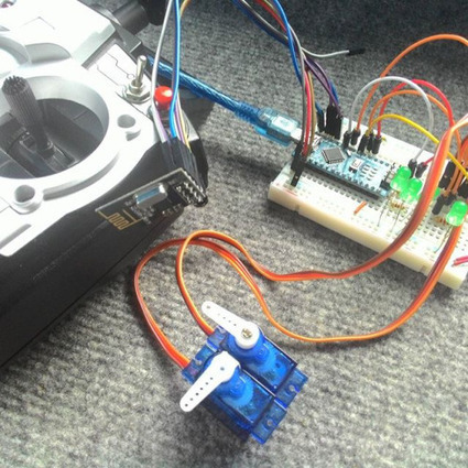 Insta-Arduino | #playing#with#nrf24l01#wireless#modules#rc#control#... | Raspberry Pi | Scoop.it