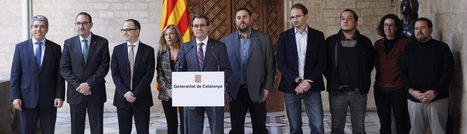 Catalonia agrees on its independence question to be voted on November 9, 2014 | AngloCatalan Affairs | Scoop.it