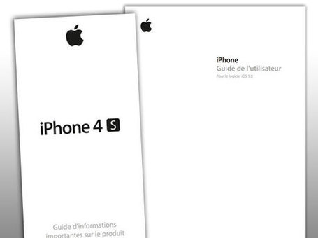iPhone 4S iOS 5 et iCloud : Guide et Manuel d'utilisation (gratuit) | Iphone & Ipad | Scoop.it