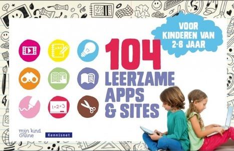104 leuke en leerzame apps voor kinderen | Web 2.0 tools: Mediawijsheid PO | Scoop.it