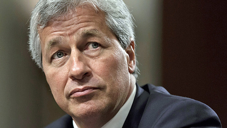 JPMorgan trading loss doubles to $4.4B US - Business - CBC News | Sustain Our Earth | Scoop.it