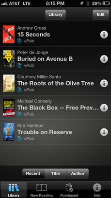 Sony Reader pour iOS : désormais disponible sur iTunes | Geeks | Scoop.it