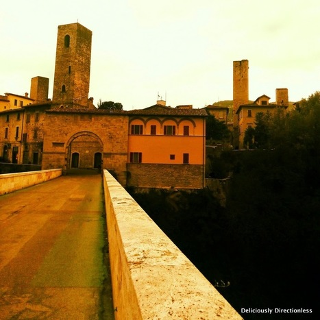 Deliciously Directionless: Ascoli Piceno - City of 100 towers (& faded marble glory) | Holidays in Marche | Scoop.it