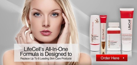 LifeCell Skin - 100% Clean And Wrinkle Free Skin     LifeCell Skin   Scoop.it