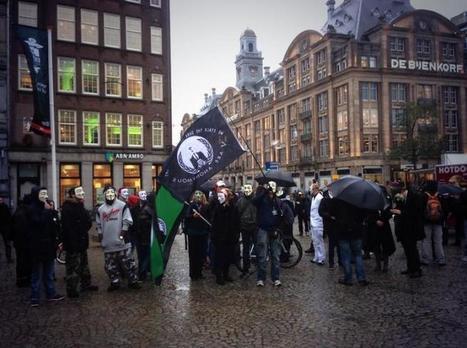 A Million Anonymous Masks? | Anonymous' MillionMaskMarch | Scoop.it