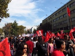 May Day, Chile « Sitio Quiltro | May Day 2012 | Scoop.it